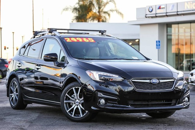 Pre-Owned 2019 Subaru Impreza Limited