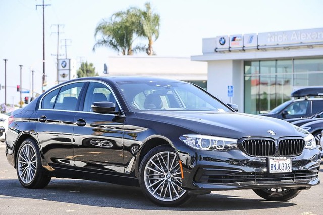 Pre-Owned 2020 BMW 5 Series 530e iPerformance