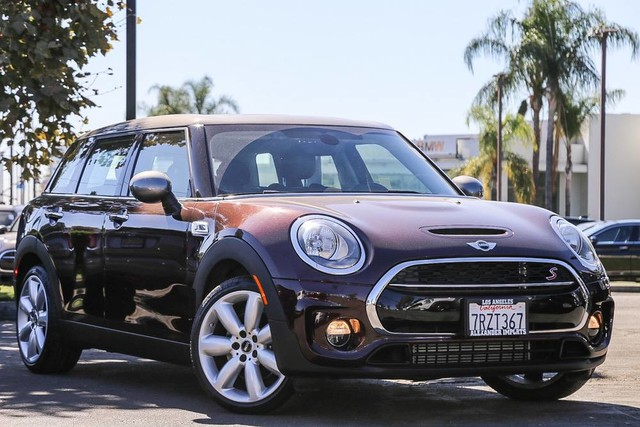 Certified Pre-Owned 2016 MINI S Clubman