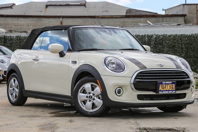 New 2020 MINI Convertible Cooper