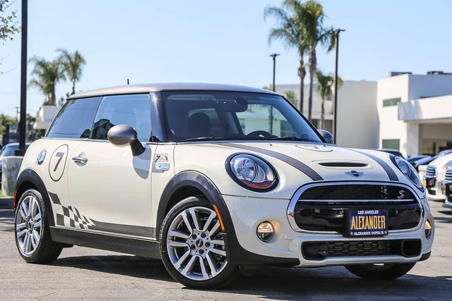 Certified Pre-Owned 2017 MINI Cooper S Hardtop 2 Door - SEVEN Limited Edition