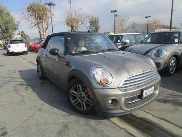 Pre-Owned 2013 MINI Cooper Convertible