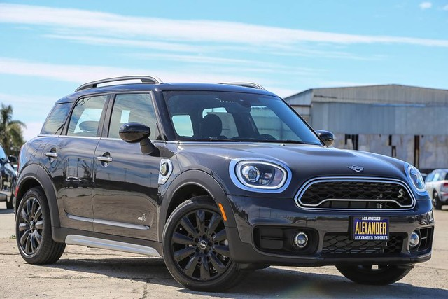 New 2020 MINI Countryman Cooper S E