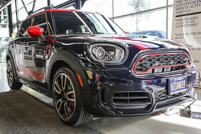 New 2020 MINI Countryman John Cooper Works