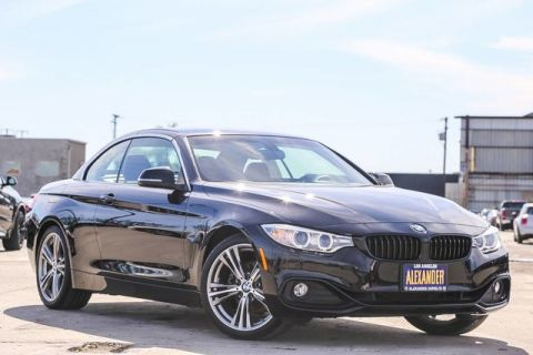 Pre-Owned 2017 BMW 4 Series 430i