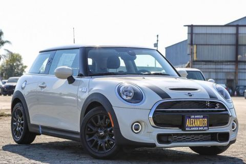 New 2020 MINI Hardtop 2 Door Cooper S