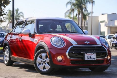 Certified Pre-Owned 2016 MINI Cooper Hardtop 4 Door